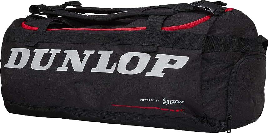 コントロールシンクジャンクションダンロップ(DUNLOP) テニスバッグ 2WAYボストンバッグ (ラケット収納可) DPC-2982