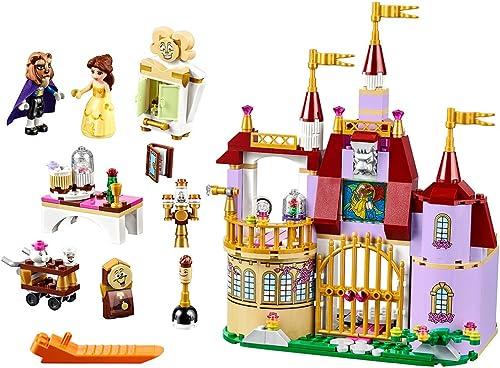 centro comercial de moda LEGO Disney Princess 41067 Belle's Belle's Belle's Enchanted Castle Building Kit (374 Piece) by Disney  bienvenido a comprar