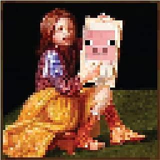 JINX Minecraft Pig Portrait Wall Poster, 24