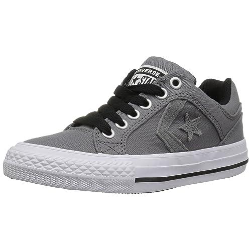Converse Boys El Distrito Suede Low Top Sneaker