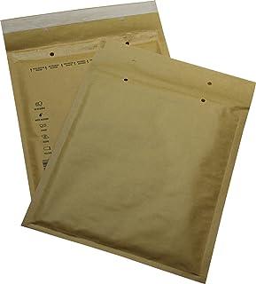 600 St. Luftpolster Versandtaschen Versandtaschen Versandtaschen Gr. 5 E braun Gold gelb 240 x 275 mm Briefumschläge DIN B5 B07254KKTH  Erschwinglich c4035a