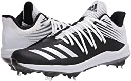 Core Black/Footwear White/Silver Metallic