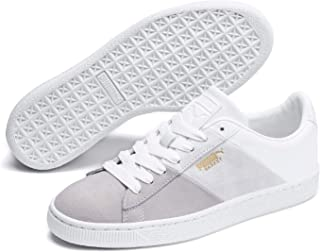 Puma Basket Remix Wn'S Women'S Sneakers, Bridal Rose-Fired Brick, 6 US