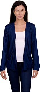 CETC SL 22 Women's Shrug with 2 Front Pockets - 7 Colours 5 Sizes