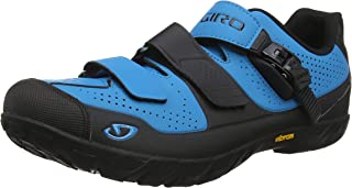 Giro Terraduro MTB Shoes Blue Jewel/Black 43