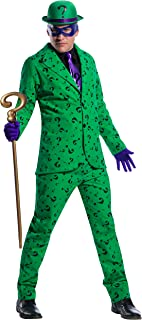 DC Comics Riddler Men's Costume