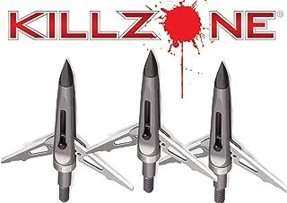 NAP Killzone Mechancial Broadhead 100 Grain Two Blade 2