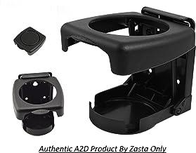 A2D Car Drink Holder Foldable Black for Maruti Suzuki Gypsy King