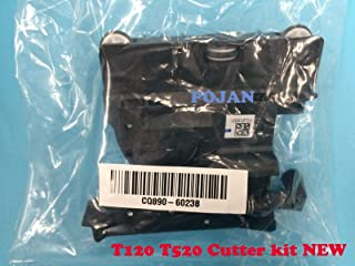 POJAN Floatin Cutter Assembly CQ890-67091 FIT for Designjet T120 T520 T730 T830 CQ890-60238