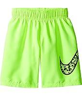"Nike Kids Core Solid Swoosh 7"" Volley Short (Little Kids)"