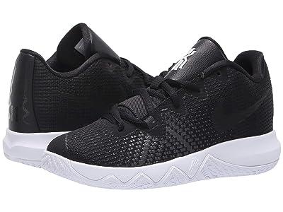 Nike Kids Kyrie Flytrap (Little Kid) (Black/Black/White/Volt) Boys Shoes