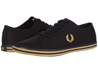 Fred Perry Kingston Twill (Black/Champagne) Men