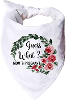 Jpb Baby Announcement Bandana
