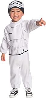 Rubie's Costume Boys Star Wars VII: The Force Awakens Stormtrooper Costume, Multicolor, 4T
