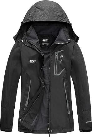 Women's Hooded Waterproof Jacket – Diamond Candy