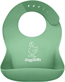 McPolos Cutest Baby Duck iBib NATUZZI Series - the