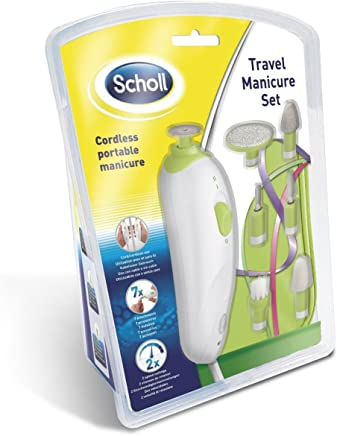 Scholl Colorpop Manicure Set Green