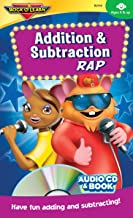 Addition & Subtraction Rap Audio Book by Rock 'N Learn