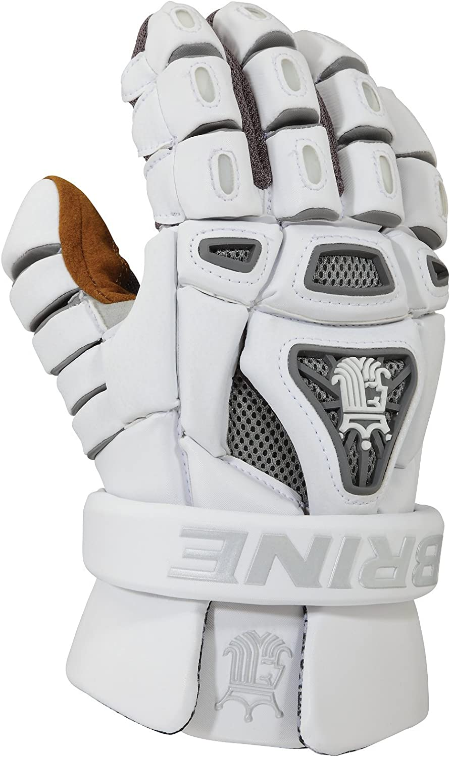 Brine Courier shipping free shipping King 4 Glove Goalie Lacrosse Phoenix Mall