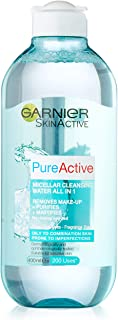 Garnier Micellar Pure Active Cleansing Water All-in-1 400ml