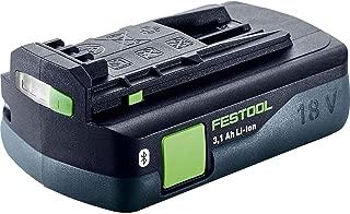 Festool 203800 Bluetooth Battery Pack BP 18 Li 3.1 Ah CI