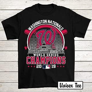 Washington-Nationals-Baseball-World-Series Champions-2019-shirt