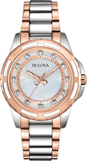 Women's 98P134 Diamond Collection Dial Watch