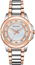 Bulova Women's 98P134 Diamond Collection Dial Watch