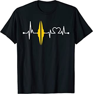 Cymbals Heartbeat Funny Love For Music Orchestra Cool Gift T-Shirt