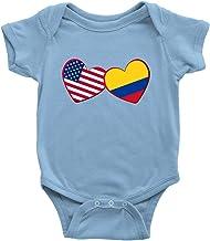 Infant Bodysuit Baby Romper Teelaunch Scottish and American