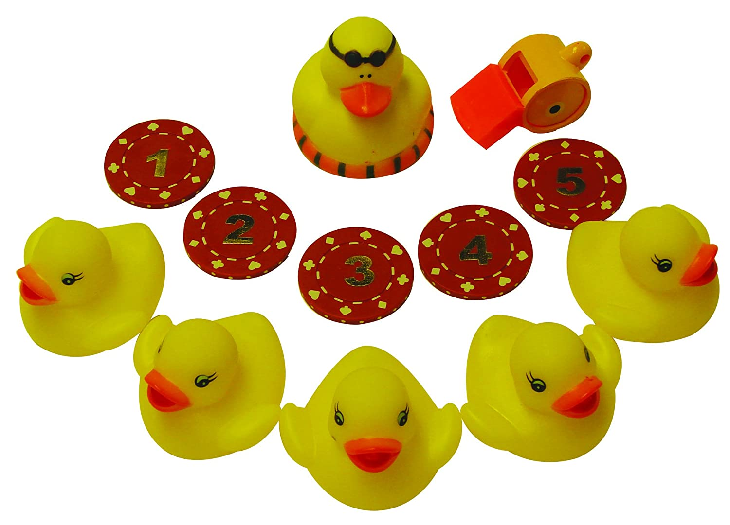 Water Sports Chuck The Duck Party Pool Game