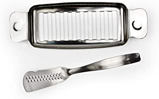 RSVP Endurance Stainless Steel Butter Shaver and Slicer