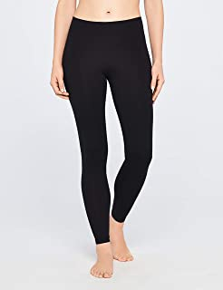 Amazon Brand - Iris & Lilly Women's Soft Touch Leggings, Pack of 2