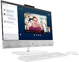 HP Pavilion All-in-One Desktop PC, 27-inch Full HD IPS Touchscreen, Powerful Ryzen 7 4800 Processor, 16 GB RAM, 1 TB PCIe ...