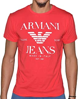 Armani Jeans Round Neck T-Shirt For Men