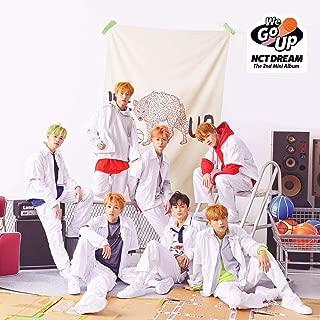 SM Entertainment NCT Dream - We Go Up CD+Photobook+Photocard+ Folded Poster+Kpop Market Extra Photocard