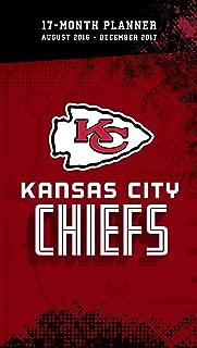 Turner Licensing Sport 2017 Kansas City Chiefs 17 Month Planner (17998890547)