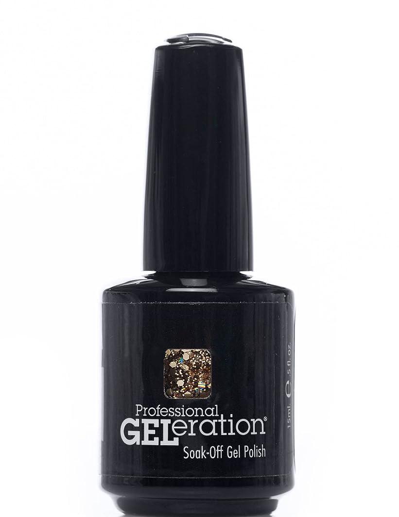 ズーム請うクリスチャンJessica GELeration Gel Polish - Twinkling Light - 15ml / 0.5oz