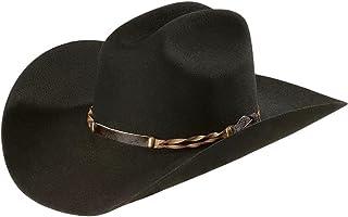 f54c9255bcc3f Amazon.com  Blacks - Cowboy Hats   Hats   Caps  Clothing
