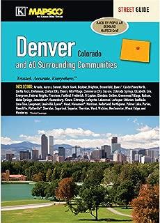 Denver, CO Regional Street Guide