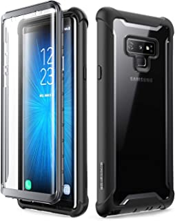 i-Blason Ares Designed for Galaxy Note 9 Case, Full-Body Rugged Clear Bumper Case with Built-in Screen Protector for Galax...