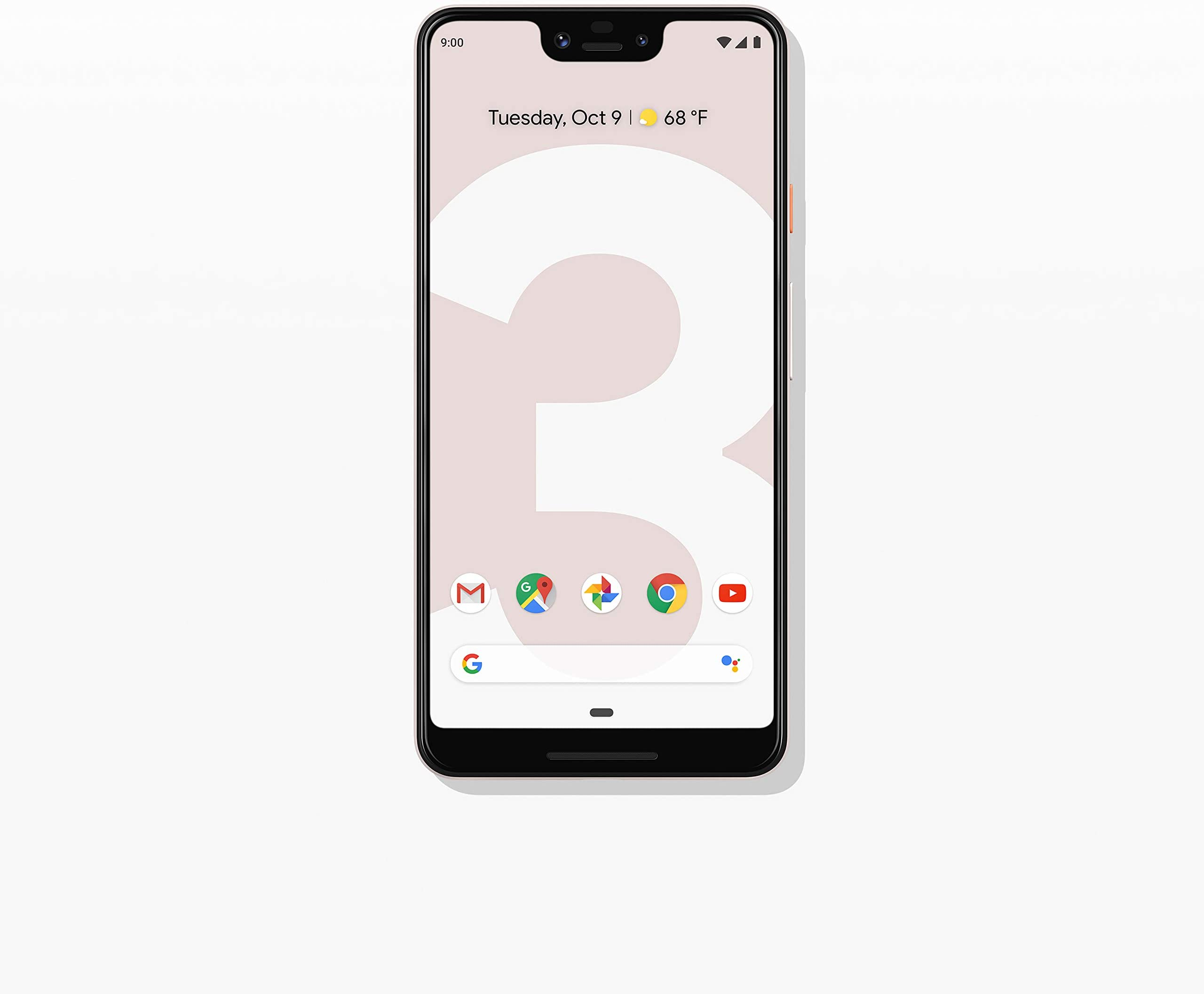 Google - Pixel 3 XL with 128GB Memory Cell Phone (Unlocked) - Not Pink
