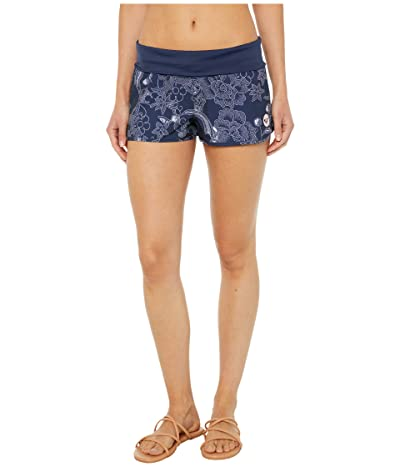 Roxy Endless Summer Printed Boardshorts (Mood Indigo Light Fairy) Women