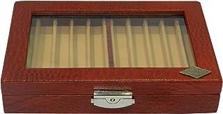 Laveri 10 Pen and Bracelet Box - Cherry