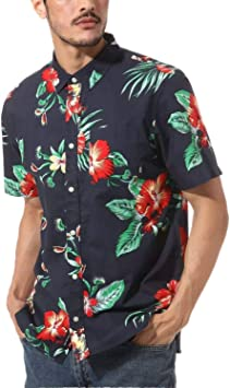 Vans Camisa Trap Floral SS Trap Floral