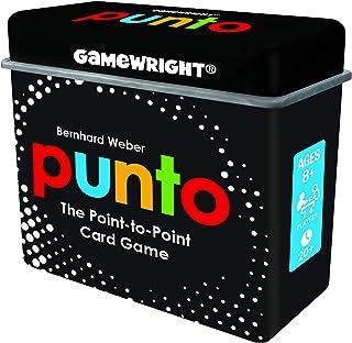 Punto Tin -The Pt.-to Pt. Card Game