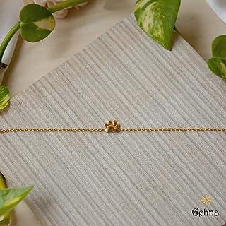 Gehna 18k (750) Yellow Gold Bracelet for Women