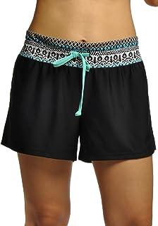 1e0606d8a62 OUO Femmes Shorts de Bain