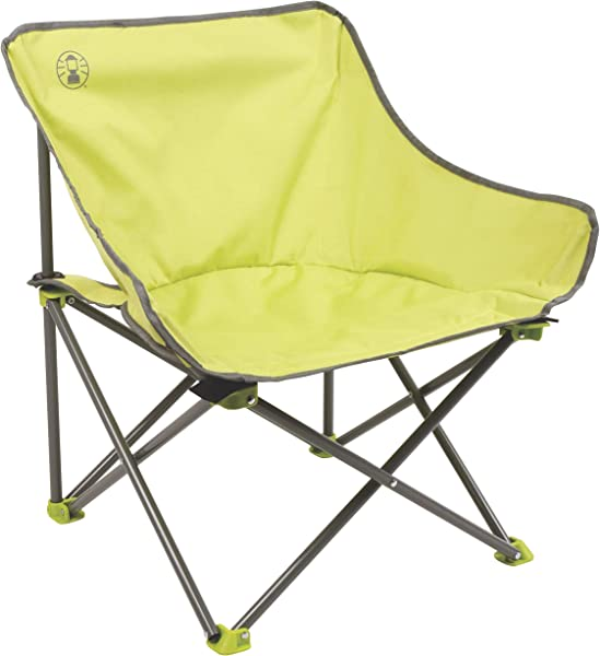 Coleman Kickback Chair Lime Nylon