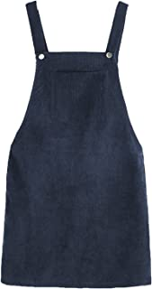 Best denim a line pinafore dress Reviews